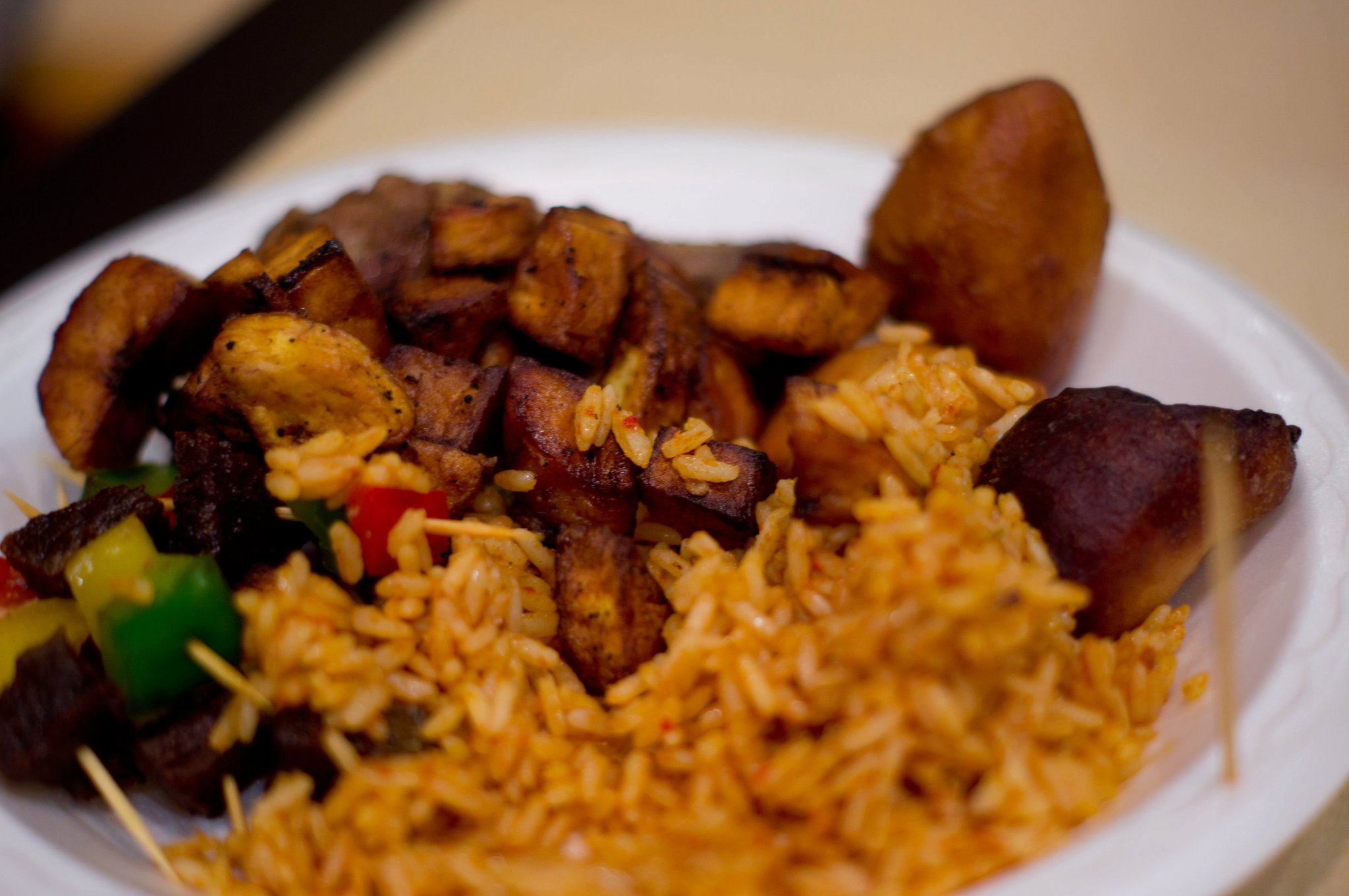 Chicken and rice african food for African cuisine dishes