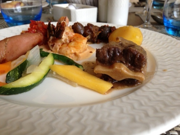 brunch at southern sun ikoyi lagos