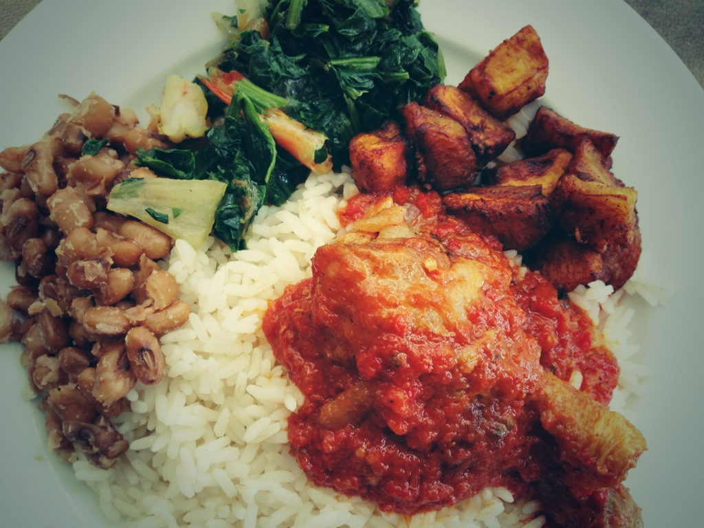 Nigerian Foods High In Protein