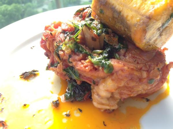 ukang dish nigerian recipe