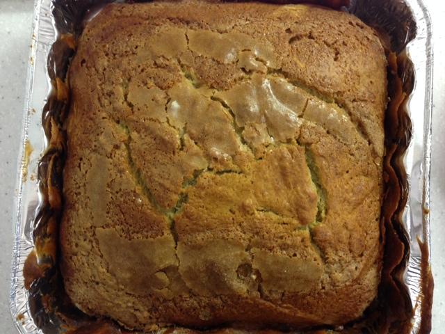 Nigerian Banana Cake Recipe