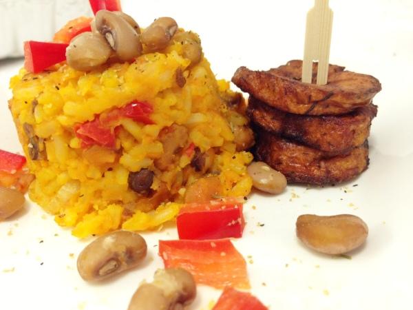 rice beans dodo