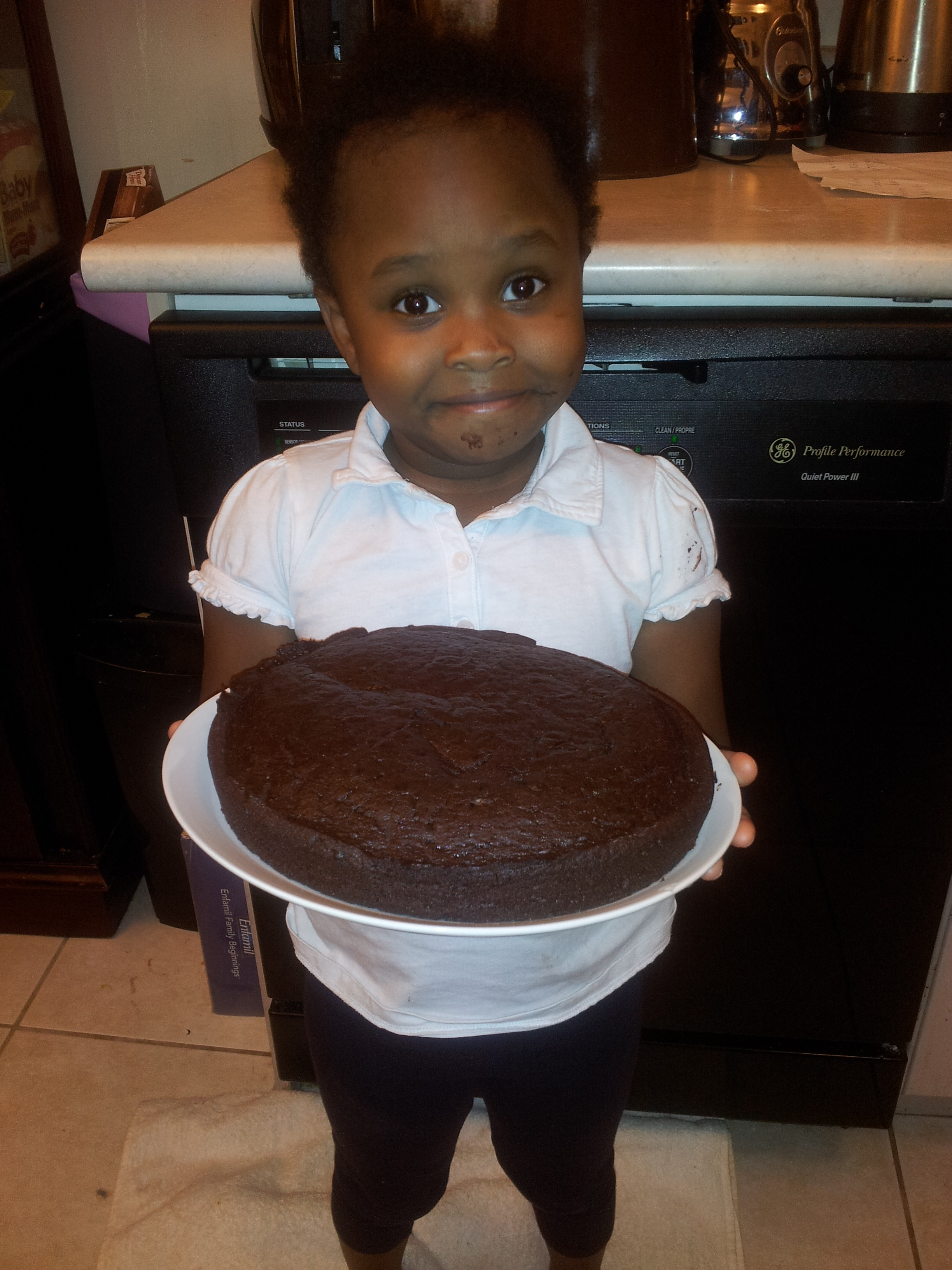 Guest Post Chocolate Vegan Cake By Anaya Afrolems