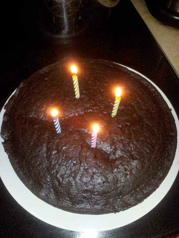 Instructables Best Chocolate Cake Vegan